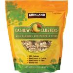 kirkland cashew clusters