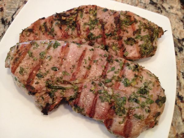 Recipes for tenderized pork chops